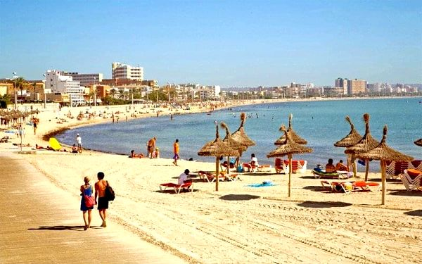 Hotel Ilusion Calma, Mallorca, Španělsko, Mallorca, letecky, all inclusive2