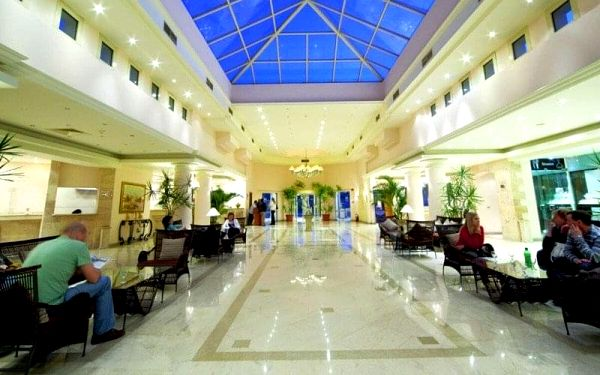 Coral Beach Resort Hurghada, Hurghada, Egypt, Hurghada, letecky, all inclusive3