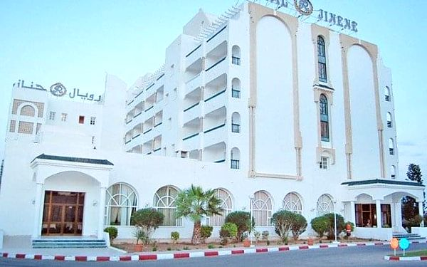 HOTEL ROYAL JINENE, Sousse, Tunisko, Sousse, letecky, all inclusive5