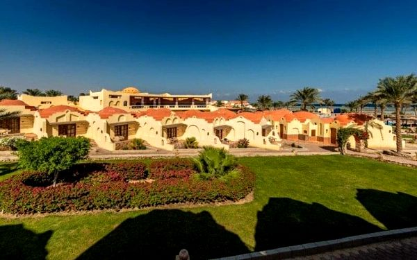 Bliss Abo Nawas Resort, Marsa Alam, Egypt, Marsa Alam, letecky, all inclusive2