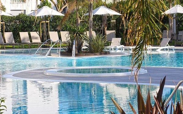 Hotel Caballero, Mallorca, Španělsko, Mallorca, letecky, polopenze3