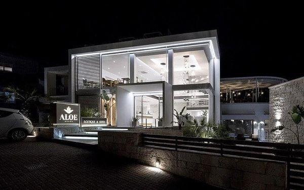 Aloe Boutique & Suites, Kréta, Řecko, Kréta, letecky, snídaně v ceně2
