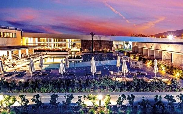 HOTEL GENNADI GRAND RESORT, Rhodos, Řecko, Rhodos, letecky, snídaně v ceně3