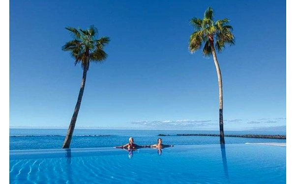RIU ARECAS, Tenerife, Kanárské ostrovy, Tenerife, letecky, polopenze4