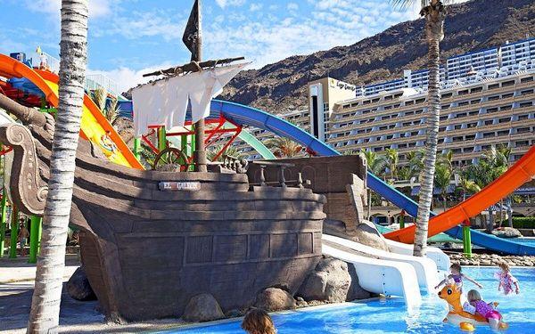 Paradise Lago Taurito & Waterpark, Gran Canaria, Kanárské ostrovy, Gran Canaria, letecky, all inclusive5