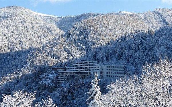 Sporthotel SEMMERING, Dolní Rakousko, Rakousko, Dolní Rakousko, vlastní doprava, polopenze4