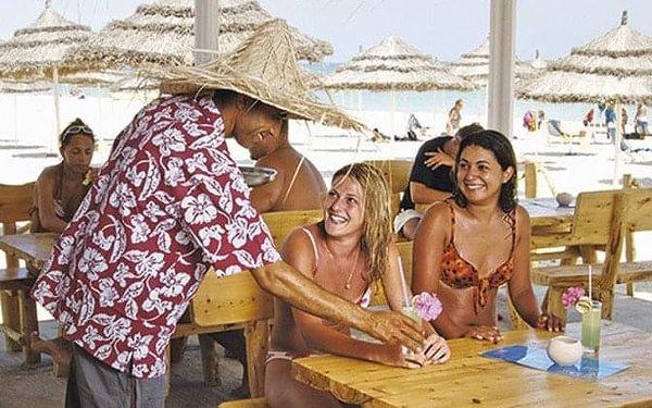 HOTEL VINCCI NOZHA BEACH, Hammamet, Tunisko, Hammamet, letecky, all inclusive5