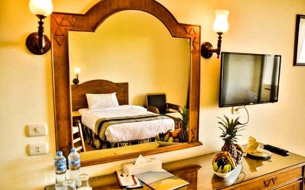 Hotel Jolie Beach Nada Resort, Marsa Alam, Egypt, Marsa Alam, letecky, all inclusive4