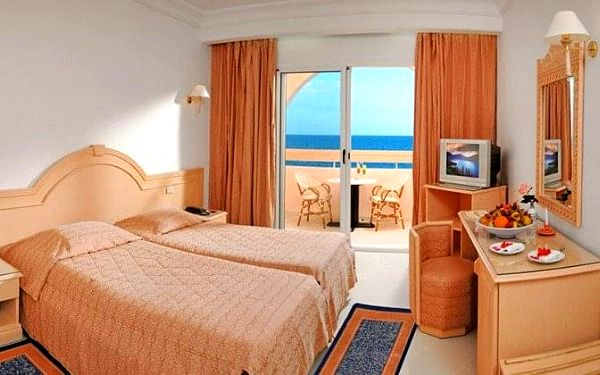 HOTEL LE SOLEIL ABOU SOFIANE, Port El Kantaoui, Tunisko, Port El Kantaoui, letecky, all inclusive5