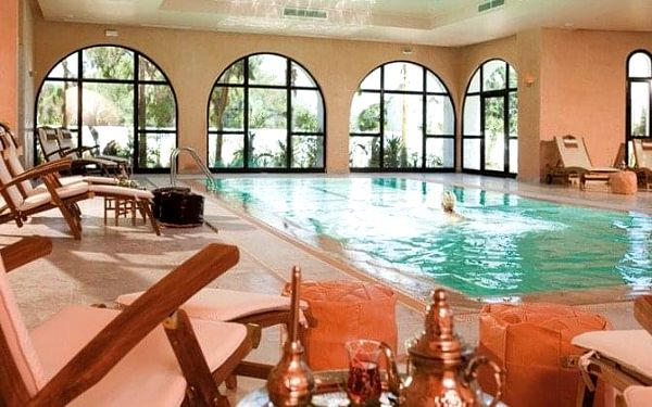 HOTEL BARCELÓ CONCORDE MARCO POLO, Hammamet, Tunisko, Hammamet, letecky, all inclusive2