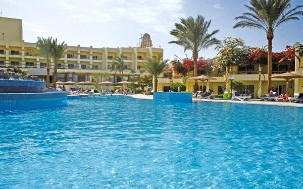 EUROTEL PALM BEACH, Hurghada, Egypt, Hurghada, letecky, all inclusive4