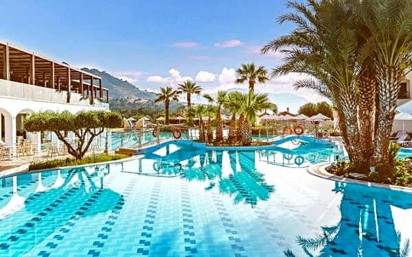 HOTEL LINDOS IMPERIAL RESORT & SPA, Rhodos, Řecko, Rhodos, letecky, ultra all inclusive3