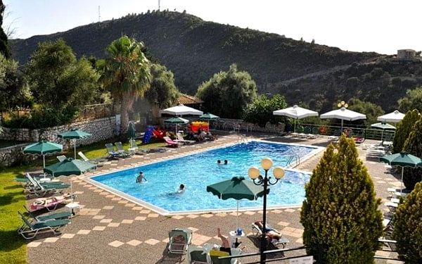 Hotel Santa Marina, Lefkada, Řecko, Lefkada, letecky, snídaně v ceně4