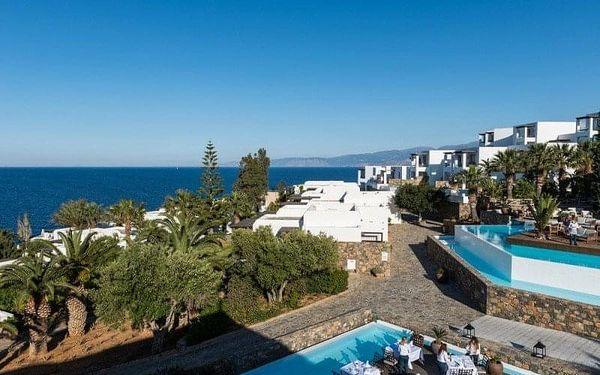 Hotel Aquila Elounda Village, Kréta, Řecko, Kréta, letecky, polopenze3