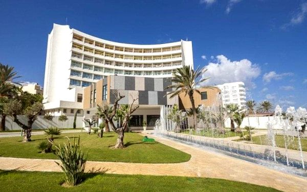 SOUSSE PEARL MARRIOTT RESORT & SPA HB+, Sousse, Tunisko, Sousse, letecky, polopenze5
