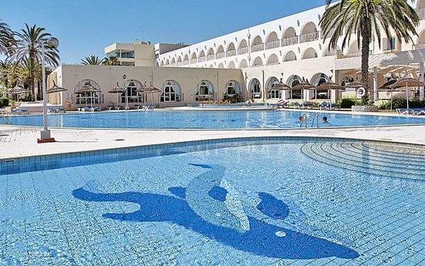 HOTEL PRIMASOL EL MEHDI, Mahdia, Tunisko, Mahdia, letecky, all inclusive4