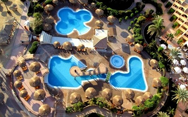 Hotel Flamenco Beach & Resort, Marsa Alam, Egypt, Marsa Alam, letecky, all inclusive4