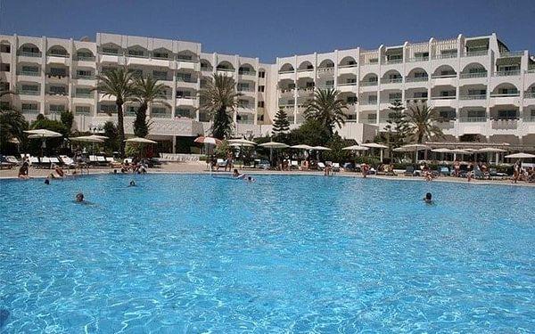 EL MOURADI PALACE, Port El Kantaoui, Tunisko, Port El Kantaoui, letecky, all inclusive5