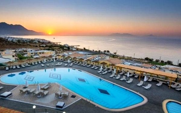 Grand Blue, Kos, Řecko, Kos, letecky, all inclusive3