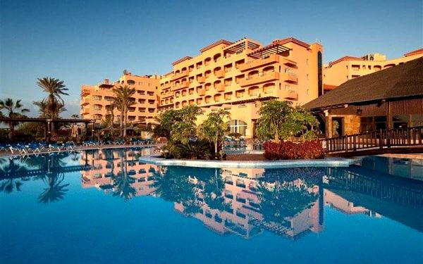 ELBA SARA BEACH & GOLF RESORT, Fuerteventura, Kanárské ostrovy, Fuerteventura, letecky, polopenze4