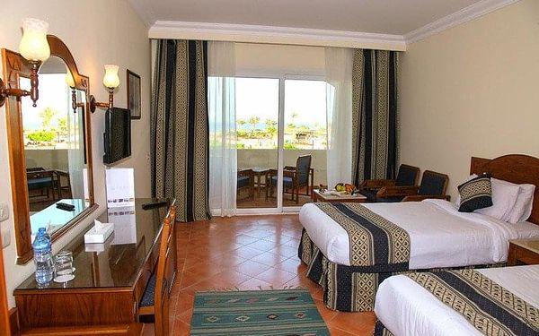 Hotel Jolie Beach Nada Resort, Marsa Alam, Egypt, Marsa Alam, letecky, all inclusive5