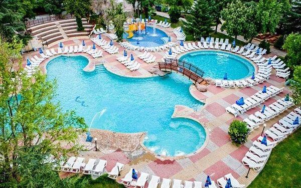 Hotel Laguna Garden, Albena, Bulharsko, Albena, vlastní doprava, all inclusive5