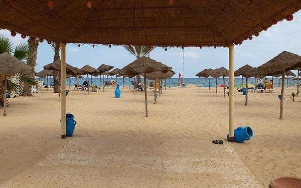PARADIS PALACE, Tunis, Tunisko, Tunis, letecky, all inclusive5