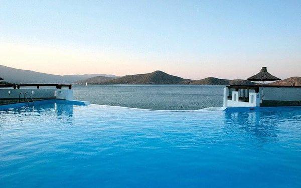 Hotel Aquila Elounda Village, Kréta, Řecko, Kréta, letecky, polopenze4