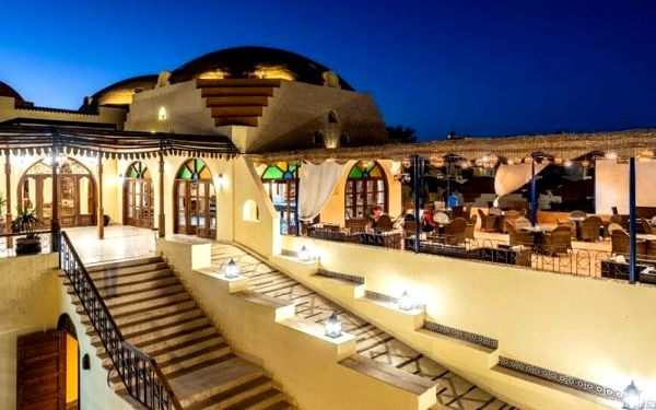 Bliss Abo Nawas Resort, Marsa Alam, Egypt, Marsa Alam, letecky, all inclusive5