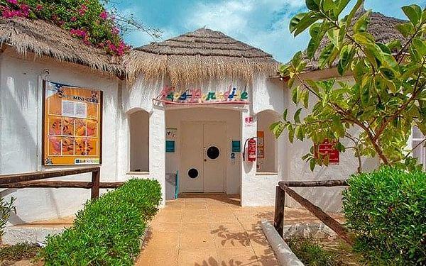 HOTEL FIESTA BEACH, Djerba, Tunisko, Djerba, letecky, all inclusive2