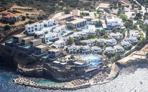 Hotel Aquila Elounda Village, Kréta, Řecko, Kréta, letecky, polopenze5