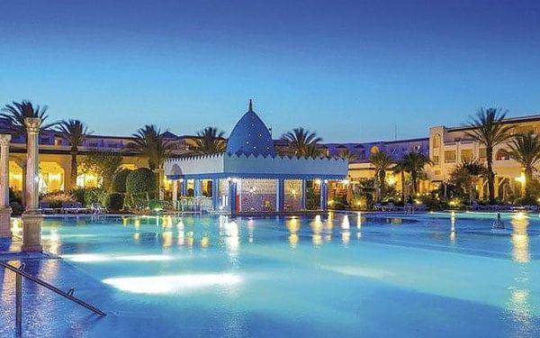 HOTEL BARCELÓ CONCORDE MARCO POLO, Hammamet, Tunisko, Hammamet, letecky, all inclusive3