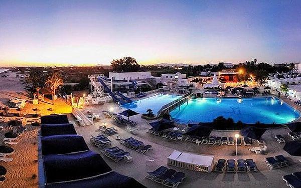 HOTEL SAMIRA CLUB & AQUAPARK, Hammamet, Tunisko, Hammamet, letecky, all inclusive5