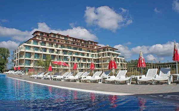 Prestige City II, Slunečné Pobřeží, Bulharsko, Slunečné Pobřeží, letecky, polopenze4