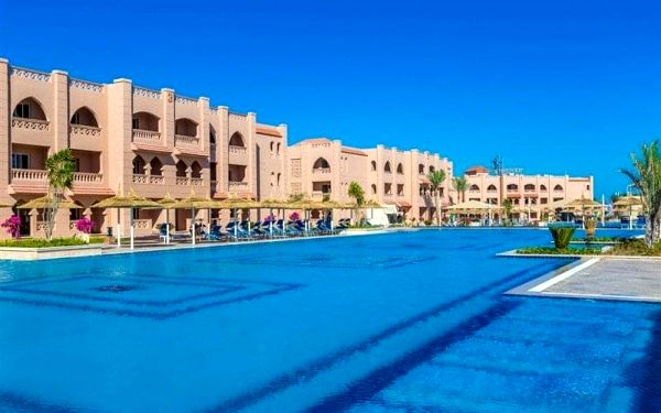 Aqua Vista Resort, Hurghada, Egypt, Hurghada, letecky, all inclusive