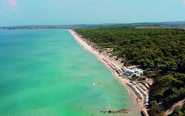 Sani Beach Hotel, Chalkidiki, Řecko, Chalkidiki, letecky, polopenze4