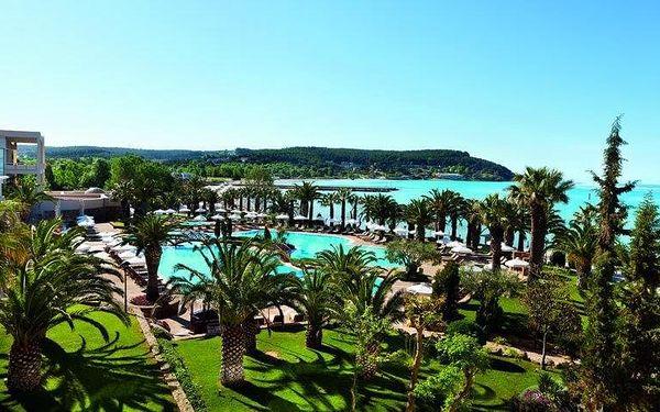 Sani Beach Hotel, Chalkidiki, Řecko, Chalkidiki, letecky, polopenze5