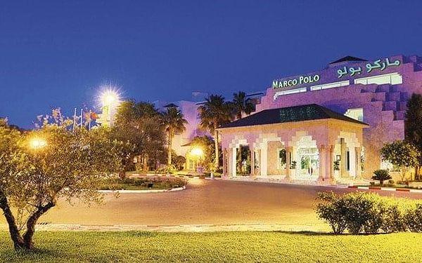 HOTEL BARCELÓ CONCORDE MARCO POLO, Hammamet, Tunisko, Hammamet, letecky, all inclusive4
