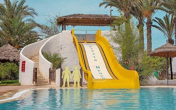 HOTEL FIESTA BEACH, Djerba, Tunisko, Djerba, letecky, all inclusive3