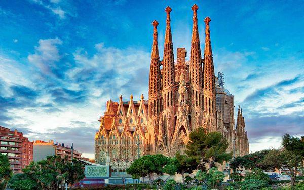 Katalánsko se zastávkou v Monaku | 6denní zájezd Španělsko | Ubytování a služby průvodce v ceně