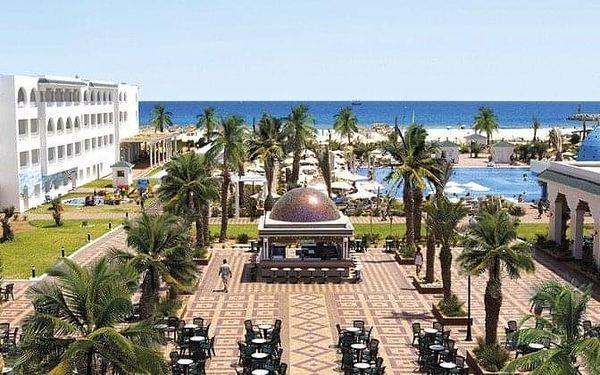 HOTEL BARCELÓ CONCORDE MARCO POLO, Hammamet, Tunisko, Hammamet, letecky, all inclusive5