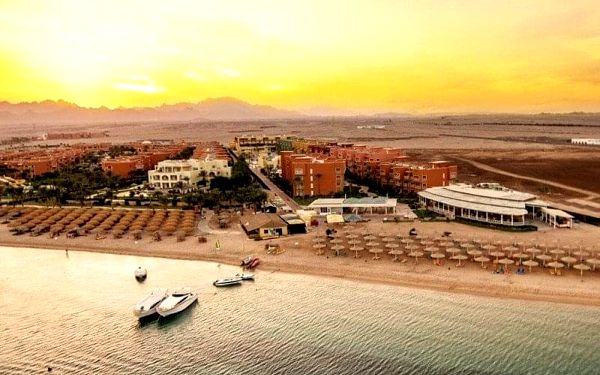 CARIBBEAN WORLD, Hurghada, Egypt, Hurghada, letecky, all inclusive
