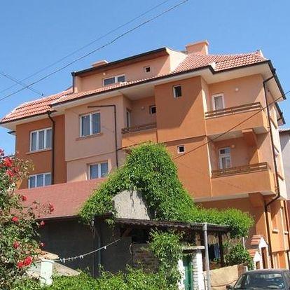 Bulharsko - Sozopol na 8-12 dnů