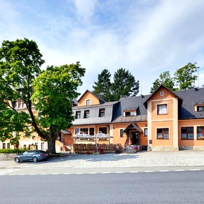 Jeseníky: Hotel Stará Pošta