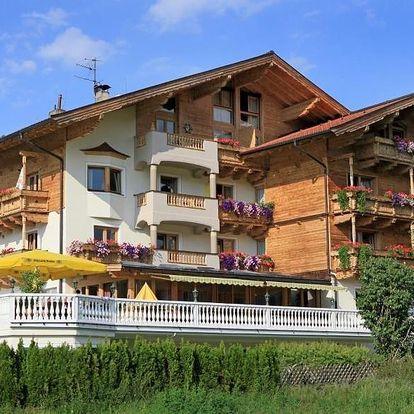 Rakouské Alpy: Landhotel Lechner