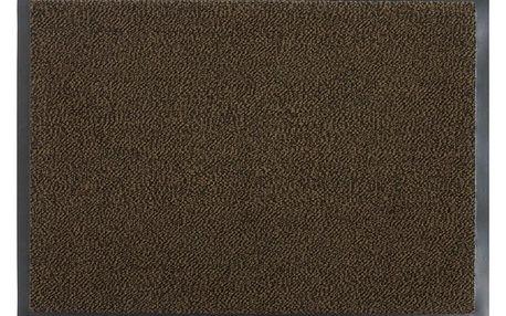 Vopi Vnitřní rohožka Mars hnědá 549/017, 80 x 120 cm