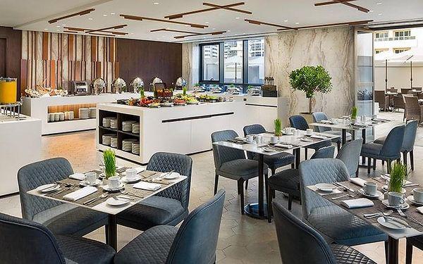 Hotel Millennium Place Barsha Heights, Dubaj, letecky, snídaně v ceně2