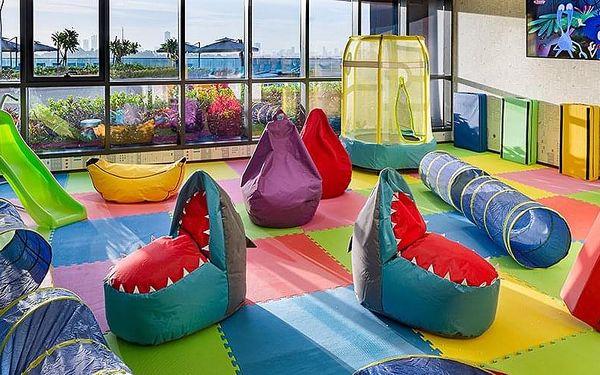 Hotel Millennium Place Barsha Heights, Dubaj, letecky, snídaně v ceně3