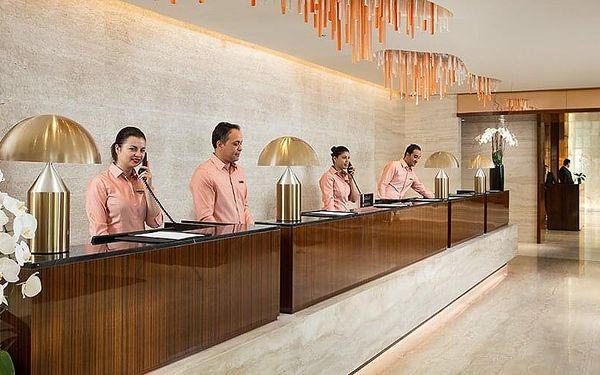 Hotel Millennium Place Barsha Heights, Dubaj, letecky, snídaně v ceně4