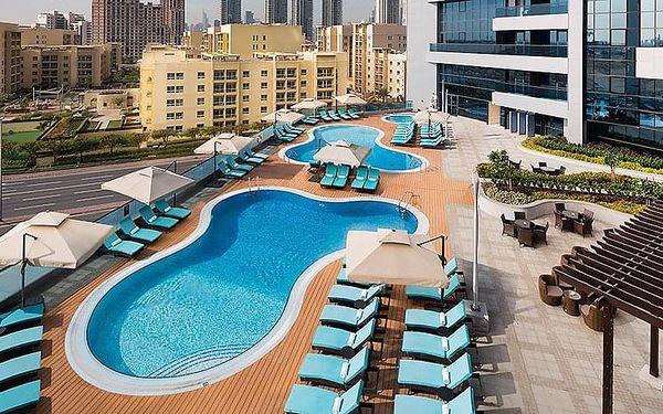 Hotel Millennium Place Barsha Heights, Dubaj, letecky, snídaně v ceně5